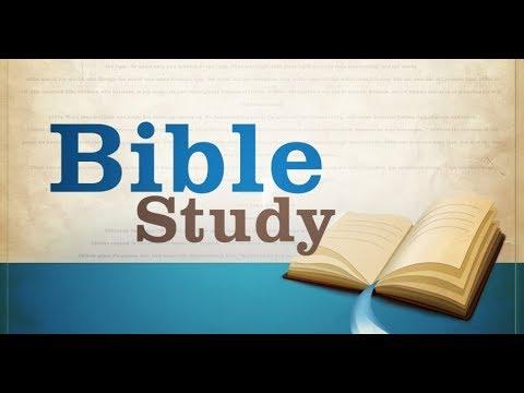 🔴 BIBLE STUDY Live On BETHEL PRAYER HOUSE Guntupalli •• || 01/07/2020 ||.