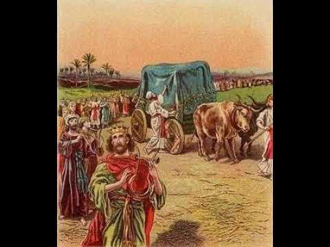 1 సమూయేలు Samuel 5 to 10; తెలుగు ఆడియో బైబిల్ Telugu Audio Bible read by M.V. RAJKUMAR; 9848211100