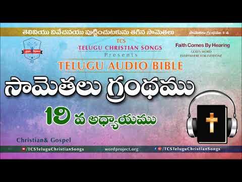 Proverbs Chapter 19 ( సామెతలు గ్రంథం)    Telugu Audio Bible    Samethalu in Telugu