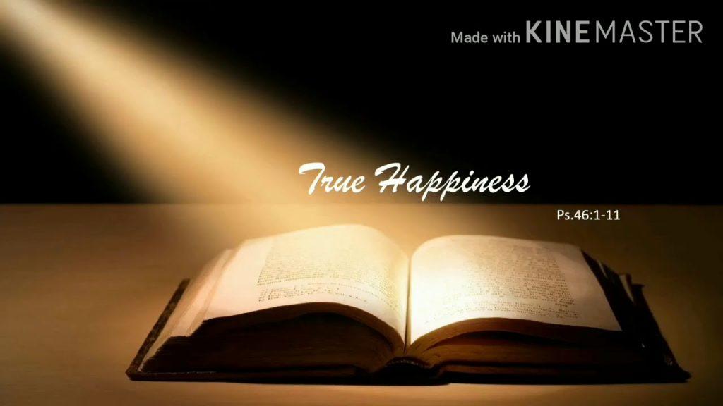 Psalms 46th Chapter |Telugu Audio Bible |Daily Reading bible| కీర్తనలు 46:1-11 |