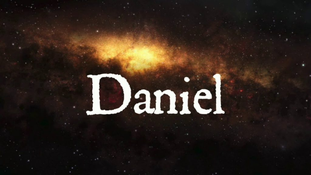 The Book of Daniel | KJV | Audio Bible (FULL) by Alexander Scourby